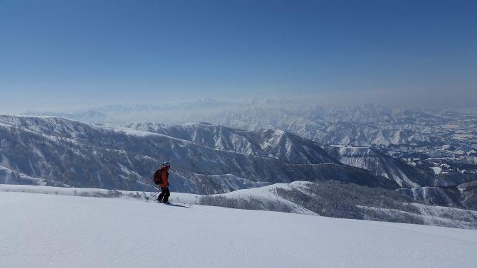 山スキー02